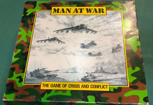 Mat At War-Game of Crisis and Conflict