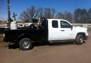 Safetied 2009 GMC 2500