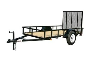 2015 Carry-On Trailer 5X8GW2K