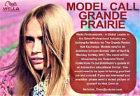 ****Hair Models**** for Wella Professionals