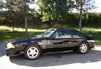 1992 Mustang GT Cobra - Super charged Dart 347 Stroker