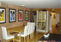 Condo Loft for Sale in Heritage Old Montreal Building