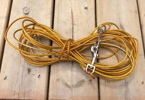 Outdoor Tie-out Cable 40'