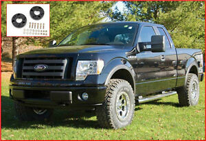 ZONE OFFROAD - Leveling Kit 2'' Ford F150 2009-17
