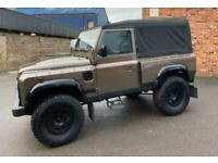 2001 Land Rover Defender 2.5 90 HARD-TOP TD5 120 BHP SUV Diesel Manual
