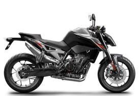 NEW KTM 790 Duke - demo available