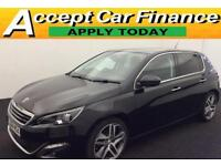 Peugeot 308 1.6e-HDi ( 115bhp ) ( s/s ) 2014MY Feline FROM £41 PER WEEK