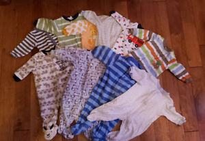 Boys 0-3 Month Baby Clothes