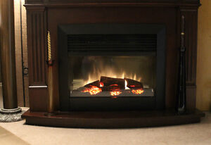Beautiful Electric Fireplace For Sale!