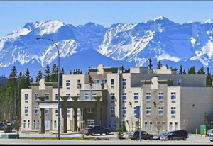 Hinton - Jasper hotel 30th June to 2nd July