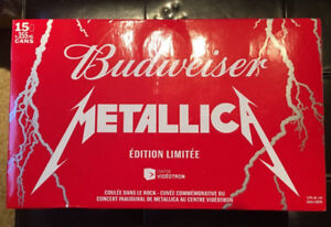 Budweiser metallica