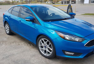 Excellent condition 2015 Ford Focus
