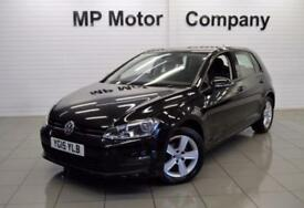 2015 15 VOLKSWAGEN GOLF 1.6 MATCH TDI BLUEMOTION TECHNOLOGY 5DR 6SP DIESE HATCH