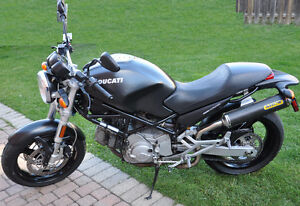 2005 Ducati Monster 620 Black