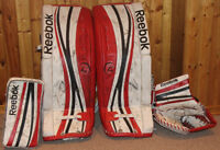 Reebok Goalie Equipment for 10 to 13 year old