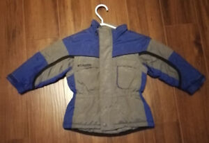 Boys Winter Jacket - Size 3