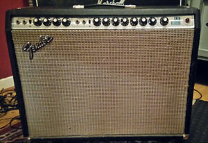 1975 Fender Twin Reverb Silverface