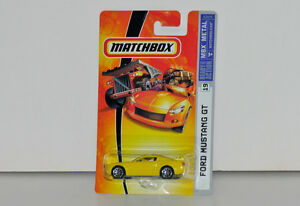 Matchbox Ford Mustang GT 1:64 Scale Diecast
