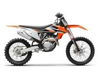 Last One 2021 KTM SXF250 250SX-F 250 SXF SX-F Motocross MX