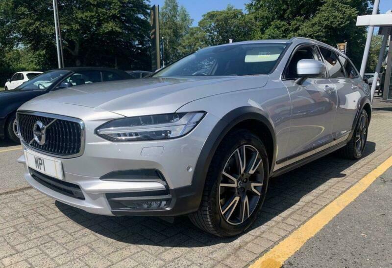 2019 Volvo V90 2.0 D5 POWERPULSE CROSS COUNTRY PLUS AWD 5d 231 BHP 8SP 4WD AUTO