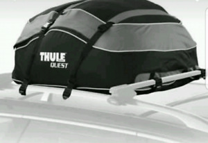 selling soft top Thule lagguge compartment