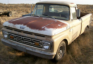 72 f100 wanted