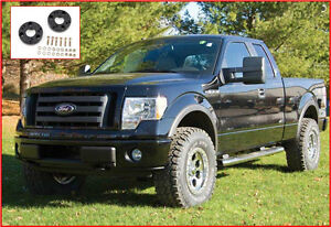 Zone Offroad -Suspension 2'' (Leveling Kit) Ford F150 - 2009 -14