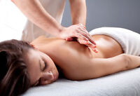 Professional massage from a registered therapist book now!
