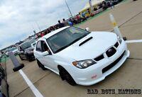 Subaru Impreza WRX STI -non vga