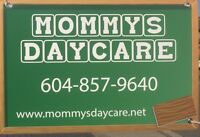 Mommy's Daycare Infant and Toddlers Centre Aldergrove