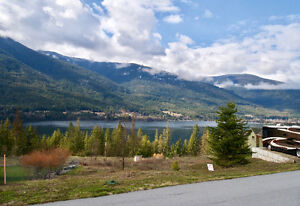 Lakeview Lot - 6759 Eagleview Lane, Nelson BC