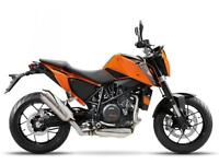 2016 KTM 690 DUKE ORANGE, BRAND NEW! ON THE ROAD