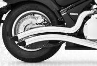 Freedom Sharpe Curve exhaust