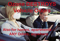 Odor Destroyer for Cars, Vehicles, Apartments, Homes