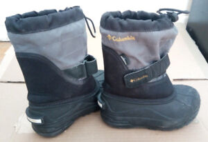 Columbia toddler's winter boots -  size 10