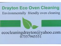 Drayton Eco friendly oven cleaning
