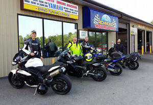 MOTORCYCLE CONSIGNMENT SALES