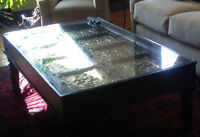 Antique Coffee Table (Licari)