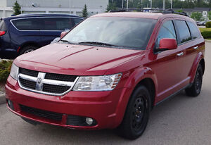 Rent to Own it! 2009 Dodge Journey SXT only 90K kms! AWD SUV