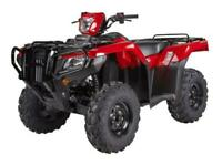 2020 Honda TRX520 6.9% HP Finance TRX 520 4wd Manual ATV Quad 520cc FM2 FM6 FE2