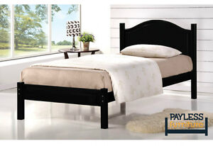 NEW ★ Solid Wood ★ Double & Twin ★ Can Deliver