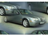 JAGUAR S-TYPE 3.0 V6 SE AUTOMATIC PETROL SALOON ** 2004 54 ** S TYPE