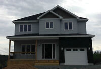 Stunning Brand New Two-Story Home in Picturesque St Philip