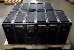 DELL Precision T1600/T3500/T5500/T7500 & HP Z200/Z400/Z600/Z800