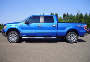 Looking for 2011 Ford F-150 XLT/XTR