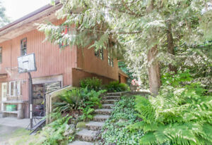 4 Bed, 3 Bath family home on 4.7 acres in Mission!