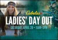 Cabela's South Edmonton Ladies' Day Out