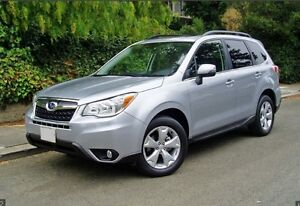 2014 Subaru Forester Touring SUV, Crossover