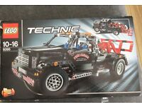 Lego technic tow truck 9395