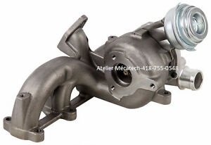 VW TDI ALH 99-03 GOLF,JETTA,BEETLE TURBOCHARGER NEUF